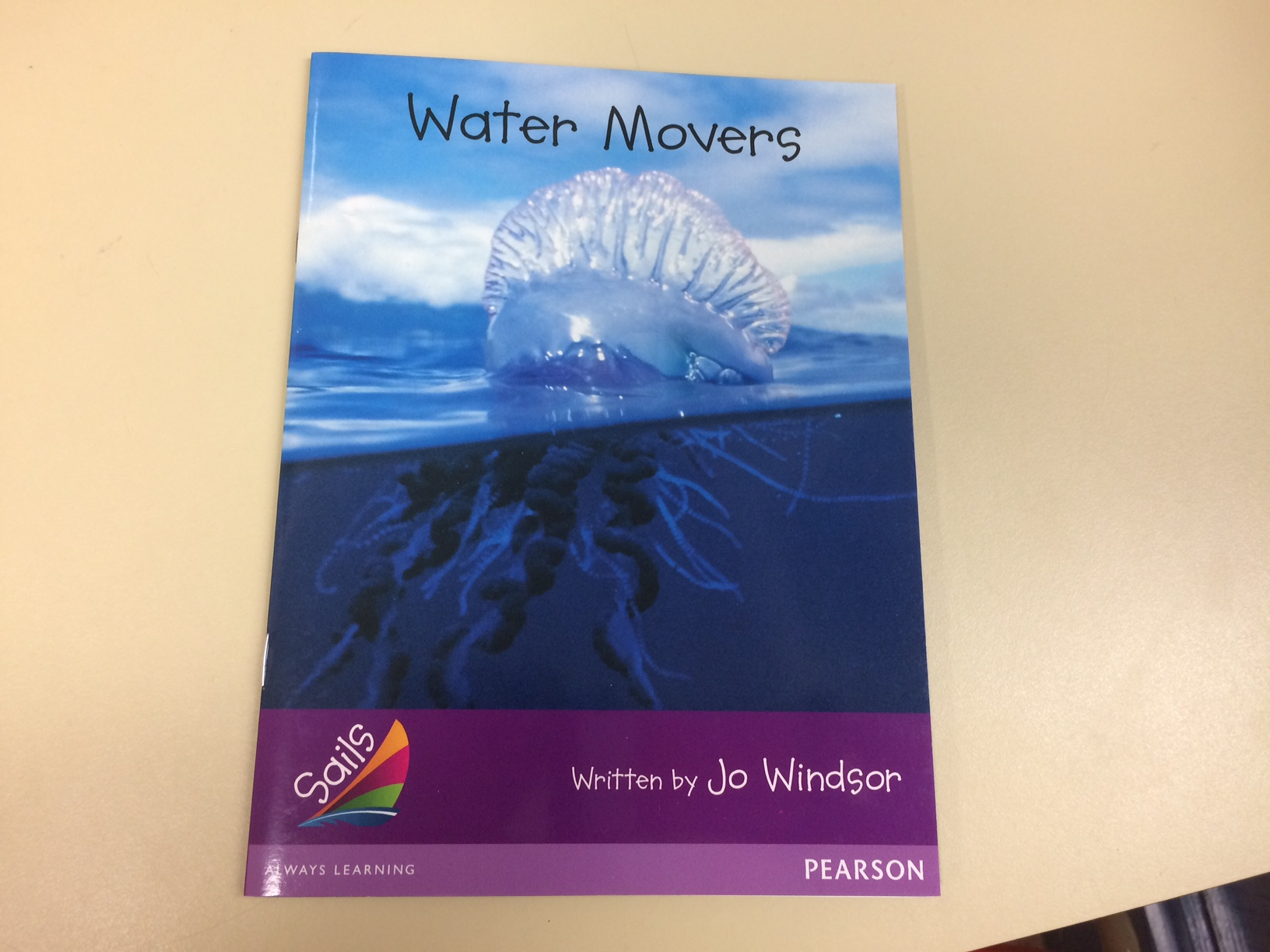 Gr 3 Spring 'Water Movers'